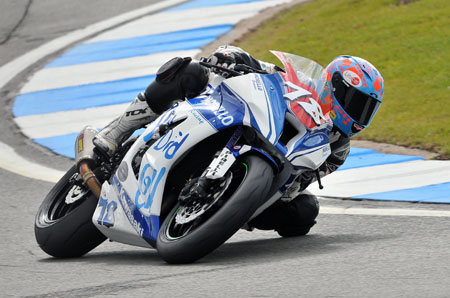 Trayler is feeling 'quietly confident' following a successful four-day test at Almeria